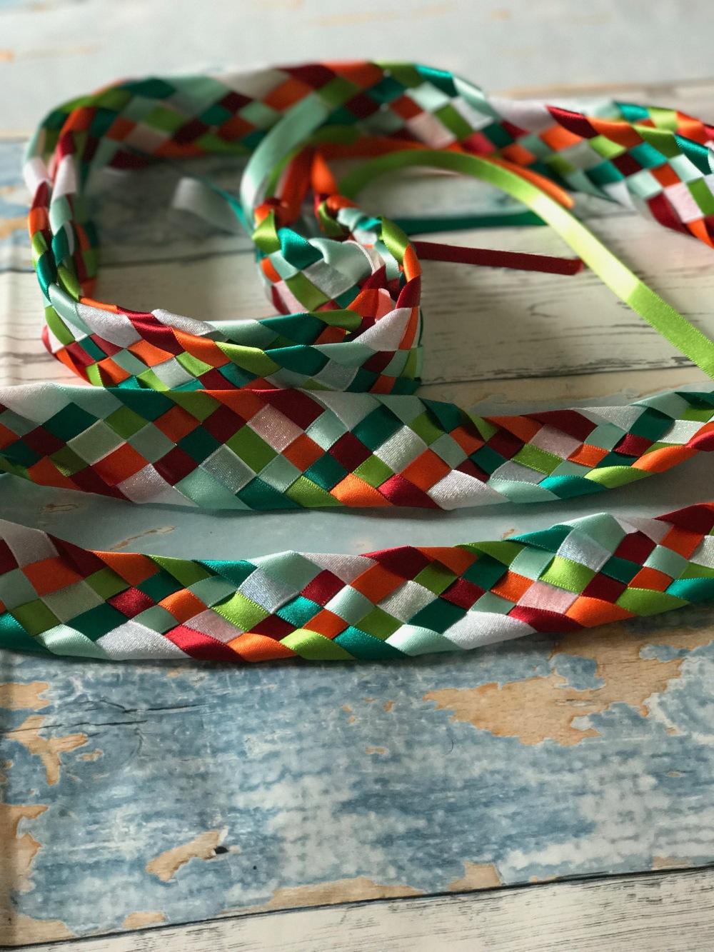 Hand fasting ribbon
